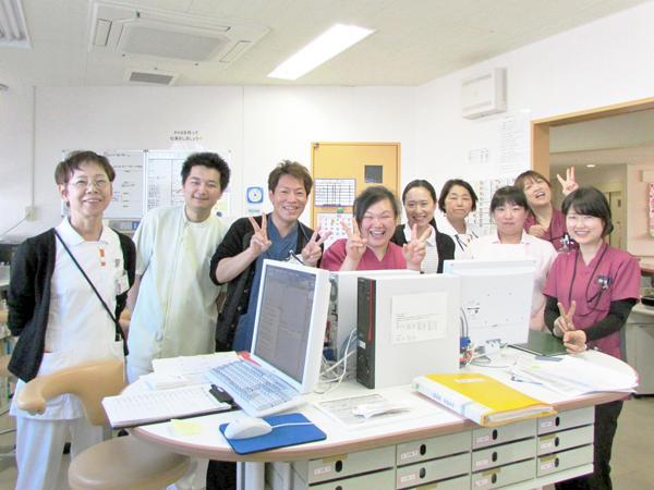 愛川北部病院 看護助手