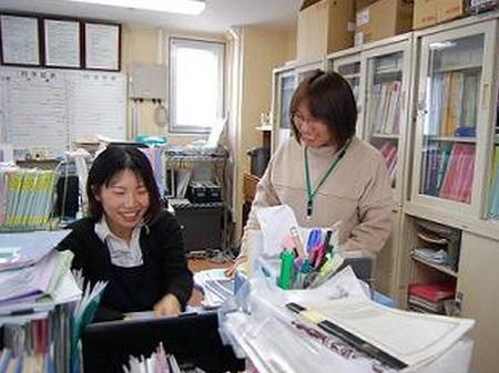 訪問看護ステーション 衣笠病院長瀬ケアセンター