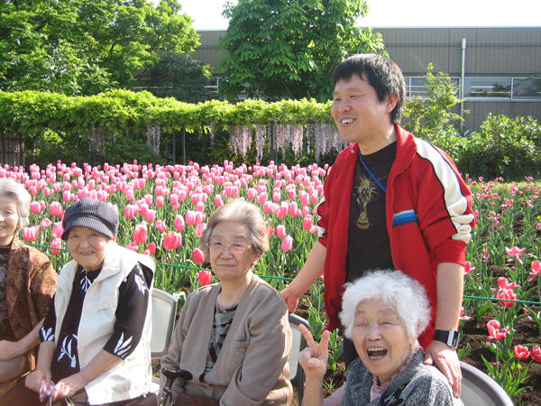 社福) ふじみ野福祉会 ひだまりの庭【小規模多機能型居宅介護施設】