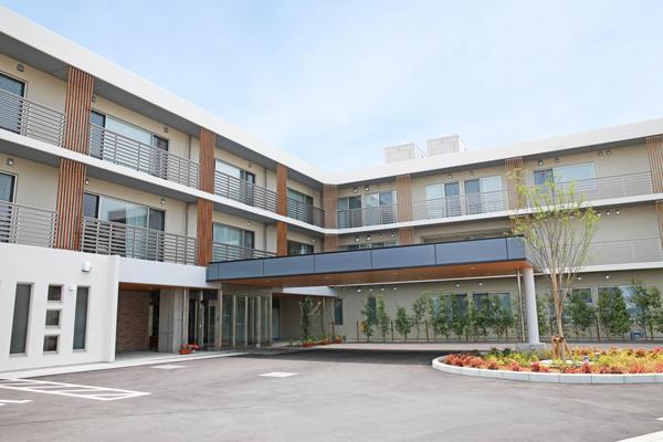 介護老人保健施設サンセール市川 (調理補助)