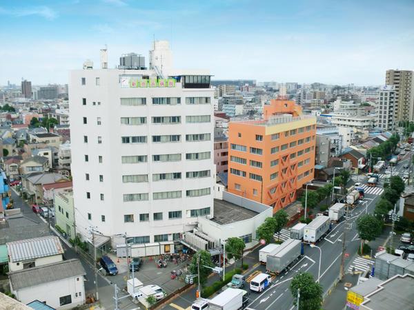 京浜病院 夜勤専従